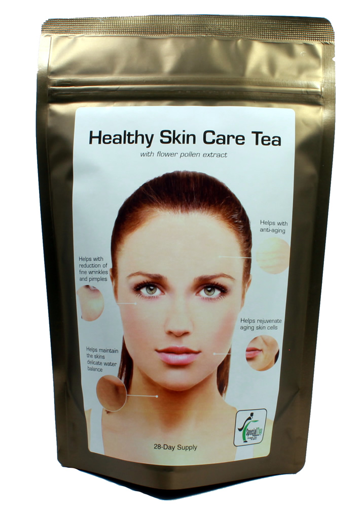 Healthy Skin Tea Bags, 28 Day Supply