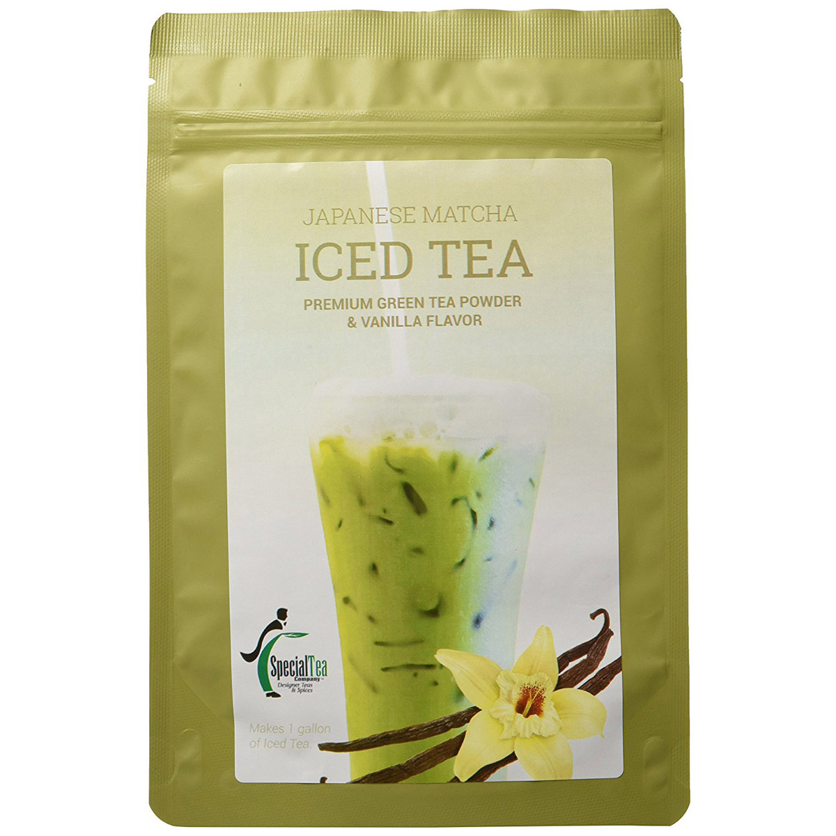 how to make iced tea with tea powder
