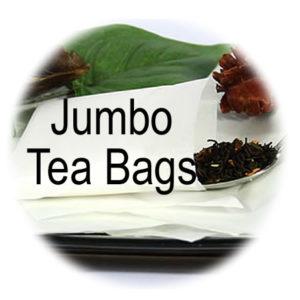 Jumbo Empty Tea Bags