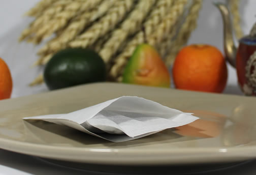 2500 pcs Blank Self Sealing Tea Bag Outer Envelopes / Favor Bags