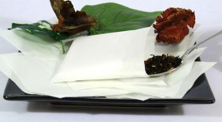 1000 pcs Jumbo Empty Tea / Herb Bags 4 x 3 (100 x 80mm)
