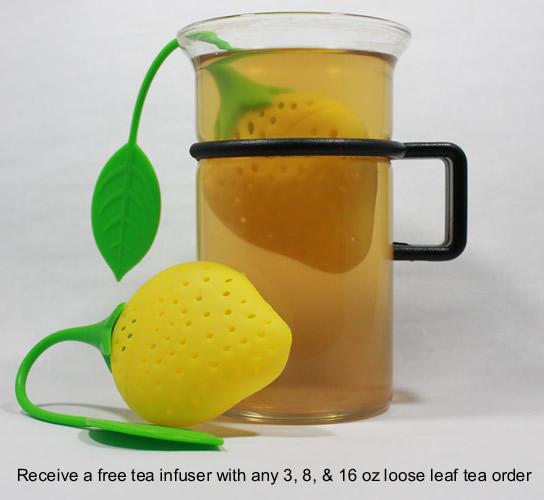 Kettle Corn Tea Loose Leaf Black Tea