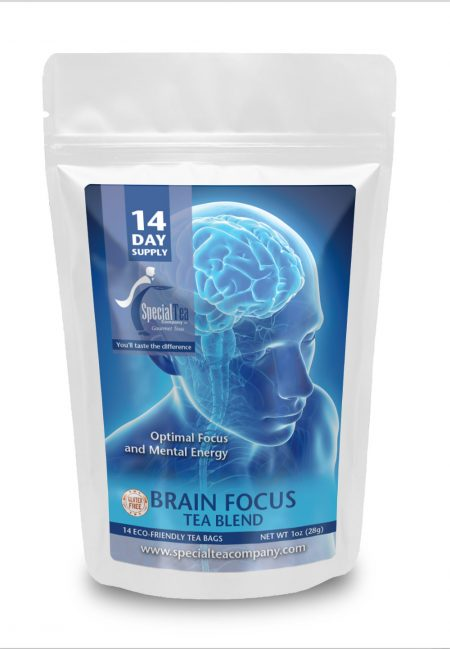 New - Brain Focus Tea